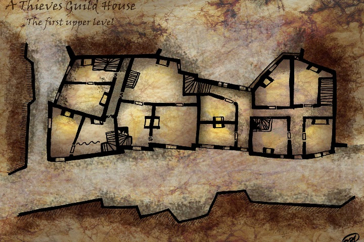 Thieves Guild House