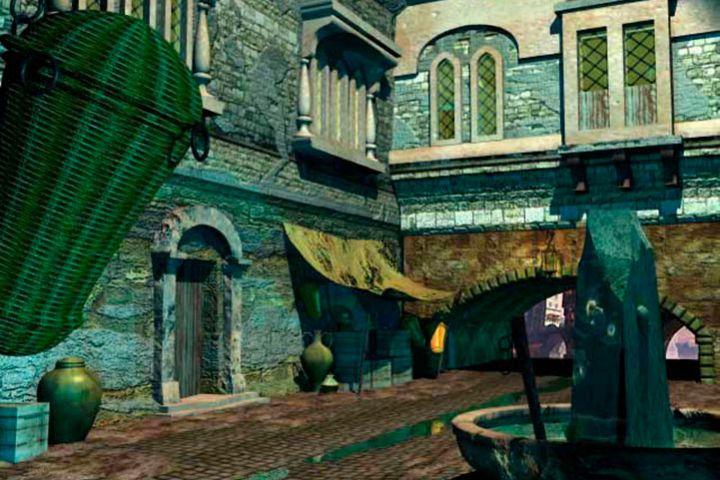 Curio Court Area