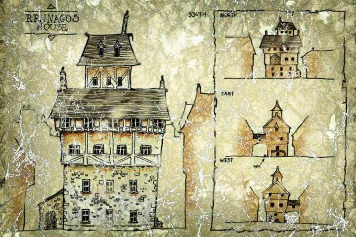 Rennago's House